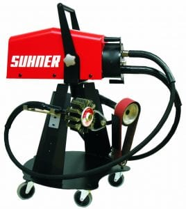 Suhner Introduces Rotomax Flexible Shaft Machine