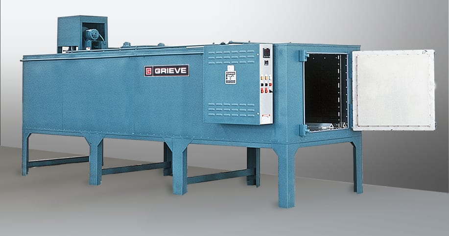 No. 980 for post curing fabric-coated silicone rubber gaskets | #GrieveCorp