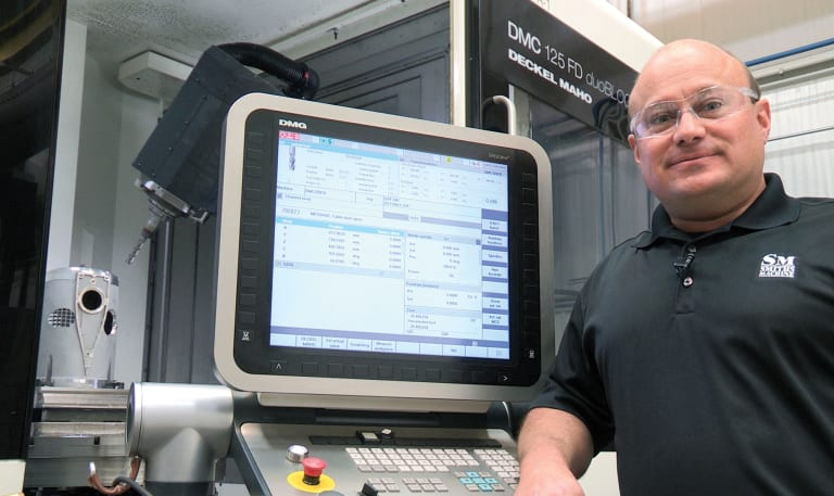 Smiths Machine's plan for stable growth started with its investment in a stable CNC platform: The steady progression of a stable machine / control platform has enabled the company's similarly growing workforce to build on existing knowledge, rather than learn new and different versions every few years.