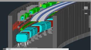 3D Map will help Fermilab install a new beam transport line | Exact Metrology