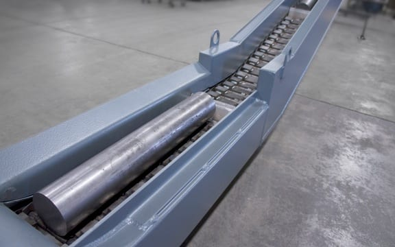 Hennig Parts Conveyor