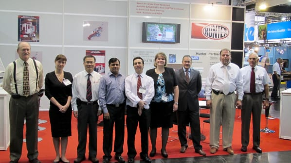 Leading Manufacturers Of Matchplate Molding And Grinding Systems For Metalcasters Shine In Duesseldorf