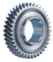 Laser-welded gearwheel