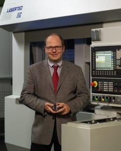 LaserWelding - Herr Dr Mootz