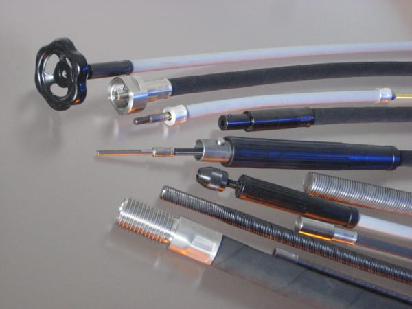 SUHNER Flexible Shafts