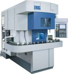 The VL 5i Vertical Turning Machine from EMAG has been designed for the quality- and cost-conscious medium-sized business and the sub-contractor: a production aid that can be used universally and that impresses by its small footprint and its highly advantageous price-performance ratio – including automatic workhandling.