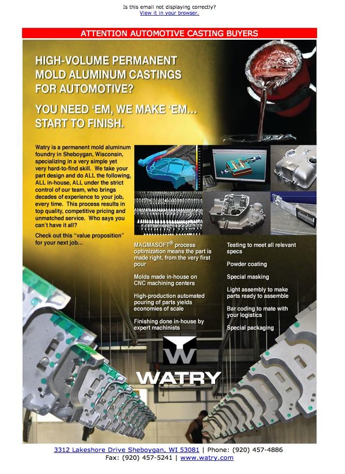 Watry Industries