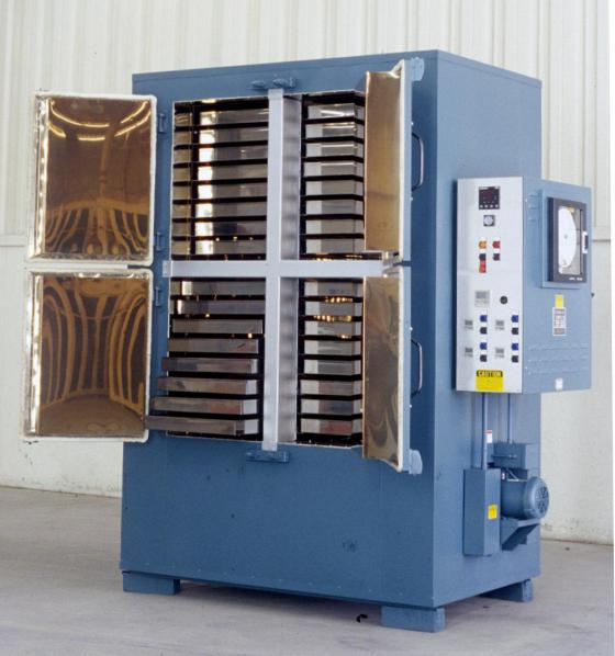 944 Is A 750°F Electrically Heated Cabinet Oven From Grieve, Currently Used  For Sintering Operations At A Customeru0027s Facility. Workspace Dimensions  Measure