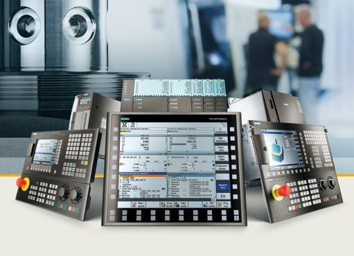 Broad-based CNC competence: Siemens will be demonstrating how productivity, flexibility and safety can be increased in CNC production with an array of smart additions to its Sinumerik portfolio