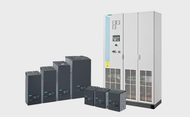 Siemens DCM DC drive products extended warranty