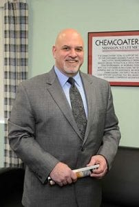 Mike Tieri, Vice President of Sales & Marketing
