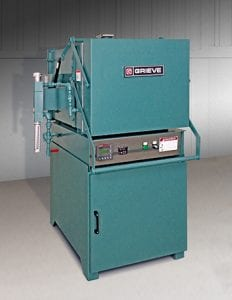 2000°F Inert Atmosphere Bench Furnace from Grieve