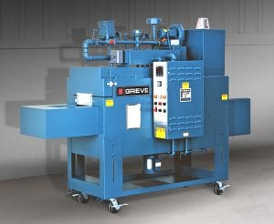 950°F Belt Conveyor Oven from Grieve