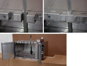 1024 Grieve Bench Oven