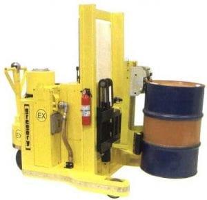 Liftomatic Custom Drum Handler