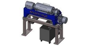 CS6-4 dewatering centrifuge