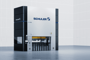 With the MSP 800, Schuler has now sold the strongest machine in the series.