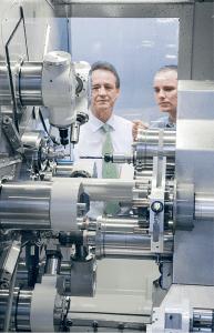 SCX - CNC Multi-Spindle Automatic Lathe