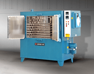 Cabinet Oven from Grieve