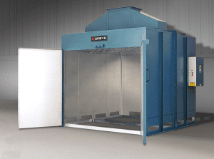 Grieve Cooling Chamber 807