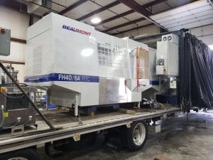 Beaumont Machine Loaded