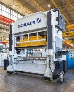 Schuler Machine