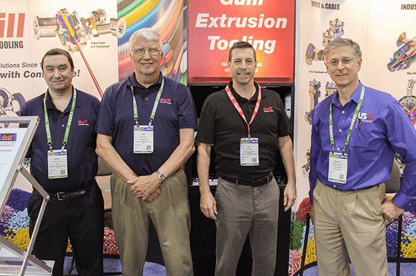 The Guill team at Interwire 2019