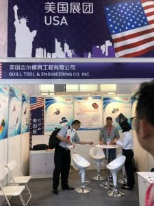 Guill Booth at Chinaplast