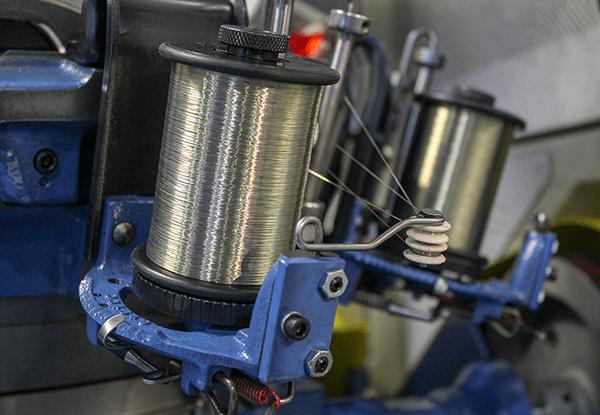 Wardwell Braiding Machine at Interwire 2019