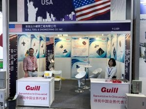 Guill Tool Booth at Chinaplas