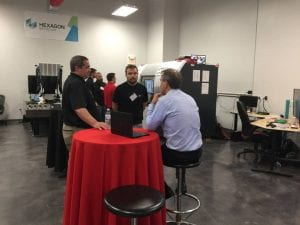 Exact Metrology Cincinnati Open House