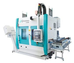 GMTA Hard Scudding Profilator Micro-Finishing Machine