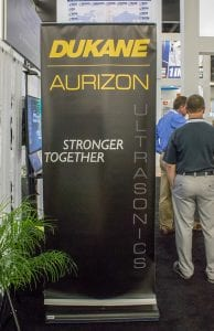 Dukane and Aurizon Banner - Acquisition of Aurizon