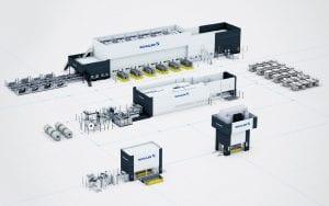 Sensors in Schuler Machine featured at Fabtech