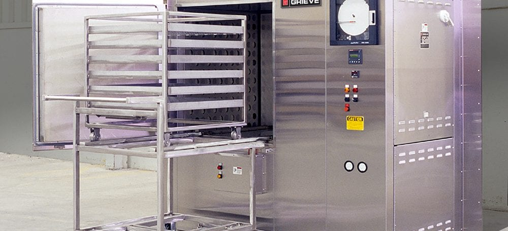 Grieve Cleanroom Electric Oven
