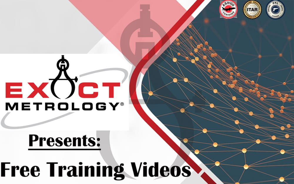 Exact Metrology Free Training Videos