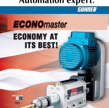 Suhner ECONOmaster Brochure