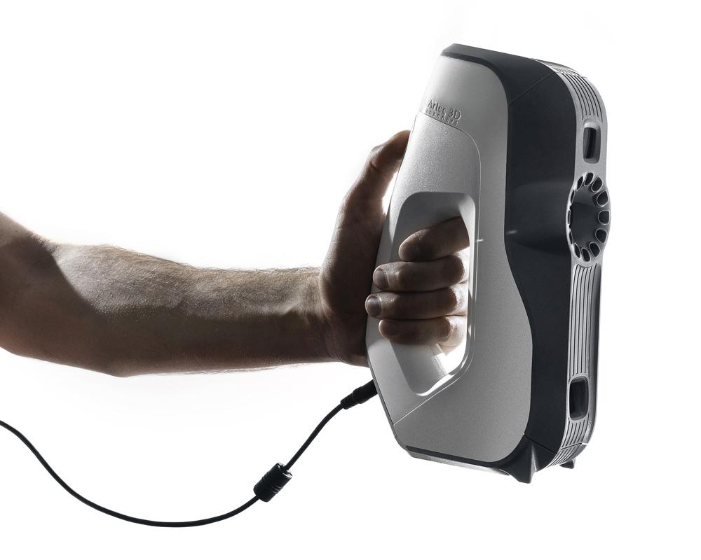Artec 3D laser scanner