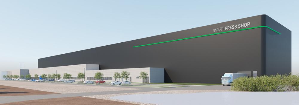 New Schuler building