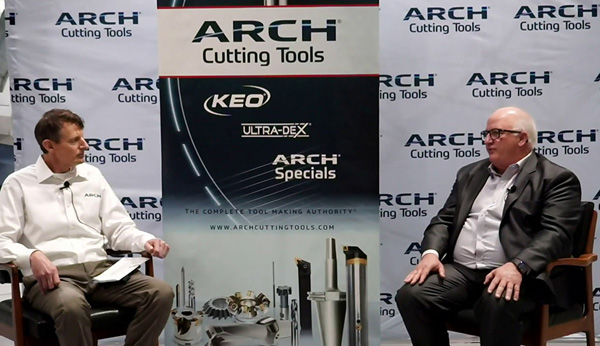 Jeff and Russell discuss current industry trends