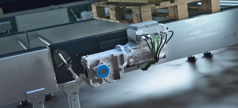 New Sinamics G115D distributed drive system specifically designed for  conveyor applications