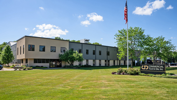 The Commercial Tool & Die Inc facility in Comstock Park, Michigan