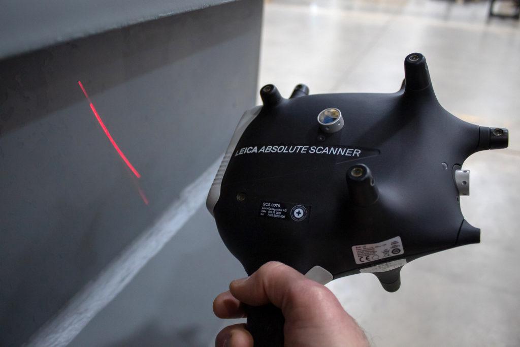 Leica Absolute Scanner