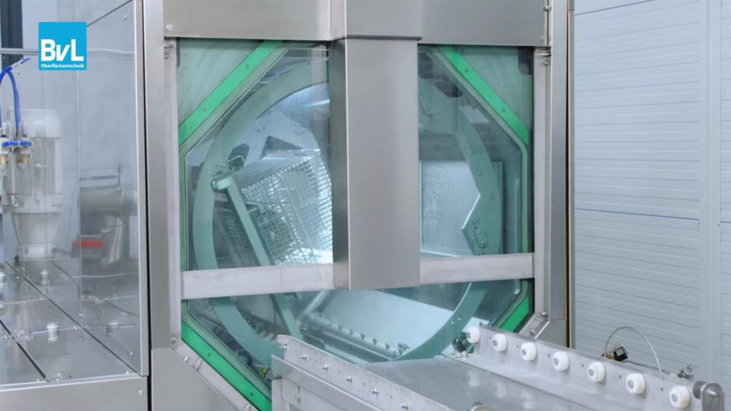 BVL Machine Closeup